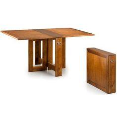 mesa-plegable-colonial-2-alas | El blog de LosAbalorios.com