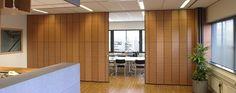 Wat is een vouwwand? En wat kunnen vouwwanden voor mijn kantoor of andere ruimtes betekenen?