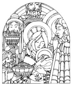Christmas 75 Coloring Pages