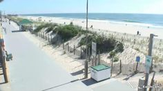 How I miss our shore! Enjoy Summer on Seaside Park Beach http://www.earthcam.com