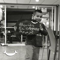 """Tú, al igual que """"Alejandro EL GRANDE"""" Diviértete en Rocketto Zona Alta. https://www.facebook.com/RockettoTehuacan"""