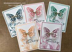 28 Days of Birthday Cards--Card #3