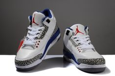 27c9a82867d787 Buy Nike Air Jordan 3 Mens Retro Limited Edition White Bule Shoes from  Reliable Nike Air Jordan 3 Mens Retro Limited Edition White Bule Shoes  suppliers.