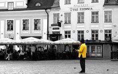 KUUNSÄTEESSÄ: Päivä Tallinnassa
