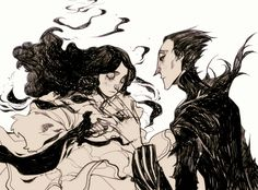 [ROTG]Father and daughter(novel VER.) by Wavesheep.deviantart.com on @deviantART