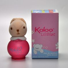 KALOO LILIBLUE Eau de Senteur 0.27 Oz 8 ml Mini Perfume Miniature Bottle NIB