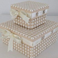 Creative Product Ideas diy crafts home made easy crafts craft idea crafts ideas diy ideas diy crafts diy idea do it yourself diy projects diy craft handmade organization organizing Pearl Crafts, Diy And Crafts, Arts And Crafts, Altered Boxes, Frame Crafts, Diy Wedding, Projects To Try, Decorative Boxes, Shabby Chic