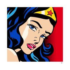 JJ Adams - Wonderwoman