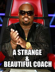 #TeamCeeLo - Strange and Beautiful