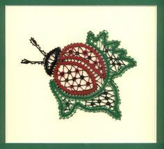 Sue Felshin's Lace Projects