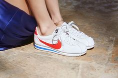 A look at the Nike Cortez sneaker