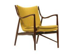 The FJ45 chair by Finn Juhl