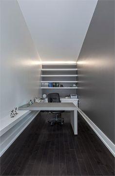 Gallery House - Markham, Canada - 2012 - [Reza Aliabadi] rzlbd #architecture #design #interiors