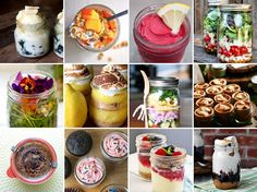 12 Delicious Dishes… in a Jar! via Brit + Co.