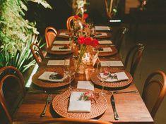 Espaços para casamento | Como fazer um mini wedding em um restaurante | Revista…