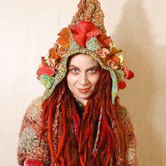 #knitting #elf #fae #redhead #fairy #drealocks #dreads #crochet #longhair #ginger #gnome #hobbit #celtic #handmade #etsy #elves #wonderland #whimsical #folk #ethnic #wicked #witch #gypsy #girlswithdreads #piercings #longhair #fantasy #costume #tolkien #Padgram