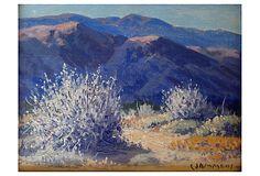 Desert Lavender by Carl Sammons on OneKingsLane.com