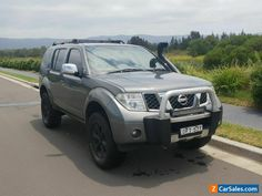 For sale my much loved 2008 STL Nissan pathfinder. Has been a wonderful all rounder vehicle from karting my son & his friends around with its roomy 7 seats to folding them all down to a pannel van like interior for moving bulky items or Nissan Pathfinder 2008, Toyota Van, Nissan 4x4, Navara D40, John Cooper Works, Beach Buggy, Car Search, Nissan Patrol, Ford Fairlane
