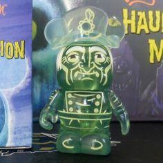 "#Disney #HauntedMansion 3"" #Vinylmation Captain Bartholomew Gore w Foil & Box"