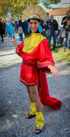 Kuzco - The Emperor\'s New Groove Photo by NDC880117.deviant...