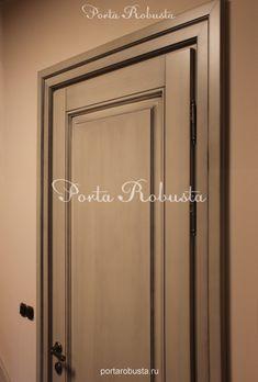 "Межкомнатная дверь ""Париж"" - элитная крашенная межкомнатная дверь серии ""Европа"", Крашенные элитные межкомнатные двери серии ""Европа"" в Москве на заказ"