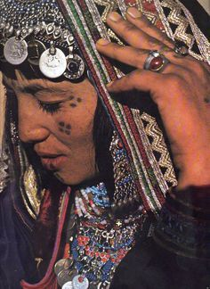 berber tattoo symbols - Google Search