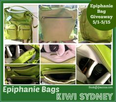 Epiphanie Bag - Winner's Choice Giveaway - The Stuff of Success Exp 5/15