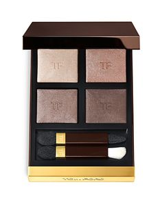 Tom Ford Eye Color Quad in Nude Dip | Recommended by Temptalia blog as one of the best palettes for 2014