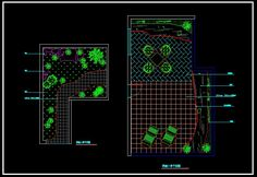 CAD Library-AutoCAD Blocks & Drawings : ★【Landscape Design】★