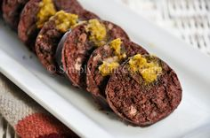 How to Make Black Pudding    Simply Trini Cooking    #trinicooking
