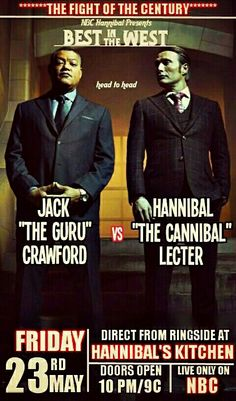 Hannibal- this is too good :)