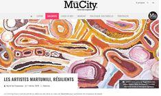 On en parle dans la presse : Mu-inthecity - Les artistes Martumili r?silients http://www.aboriginalsignature.com/press/2018/2/11/on-en-parle-dans-la-presse-mu-inthecity-les-artistes-martumili-rsilients