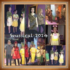 Seussical  the musical Attic theater 2014 Nov