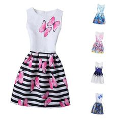 55 Trendy sewing clothes for teens kids Dresses For Teens, Outfits For Teens, Cute Dresses, Girl Outfits, Girls Dresses, Summer Dresses, Girls Fashion Clothes, Kids Fashion, Clothes For Women