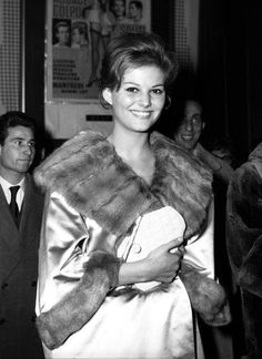Claudia Cardinale.Клаудиа Кардинале.