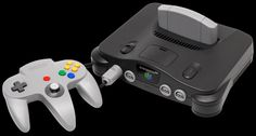 Nintendo 64, everybody loves it (or should) #Nintendo