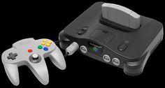Nintendo 64, everybody loves it (or should) #Nintendo