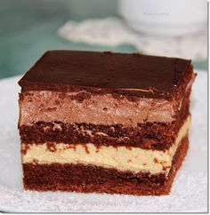 Hungarian Desserts, Hungarian Recipes, Ital Food, Cake Recipes, Dessert Recipes, Coca Cola, Cake Cookies, Coco, Bakery