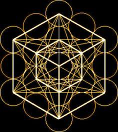 """Two cubes within Metatron's Cube (13) In this image we see a tesseract, or the cube within a cube. The cube of four would show three nested cubes like this. -Símbologia do Cubo de Metraton: Metatron é um anjo serafim, na tradição judaíca e em algumas tradições cristãs, sendo tido como """"O Anjo Supremo"""", Porta-voz Divino, mediador de Deus com a humanidade e o Anjo da Morte e da Vida. É mencionado em algumas passagens do Talmude, como escrivão Divino e uma figura importante na mística judaica."""