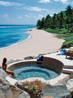 Escapada a las Islas Vírgenes Británicas: Peter Island. http://escapadafindesemana.org/