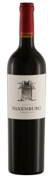 Saxenburg Shiraz Select SSS 2005 (Score 94) #SouthAfrica #wine #bargain