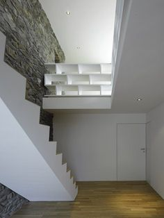 House transformation in Charrat | clavienrossier architectes