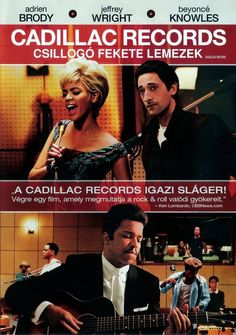CADILLAC RECORDS | Films and TV | Pinterest | Cadillac records ...