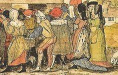 15th Century illumination, source unknown
