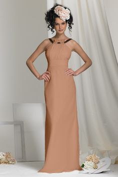Bridesmaid - Cocoa/Mink- available in short length- several available color options
