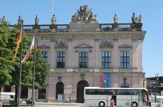 "Museum in Berlin, Germany. Princess ""Star"" Ship."