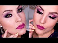 Maquiagem completa Outono Inverno 2016 - YouTube