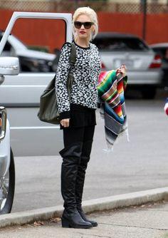 ecd8384bf59 Pregnant singer Gwen Stefani September 21