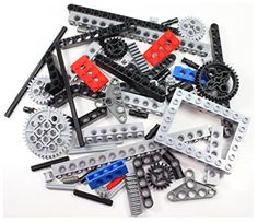 Toy Interlocking Gear Sets - Technic Brick Mix of LEGO and OTHER brands Mindstorms EV3 gear axle beam 69 SET bulk lbs NICE Get exactly whats pictured *** Want additional info? Click on the image.