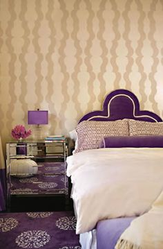 1000 images about interior purple and gold inspiration